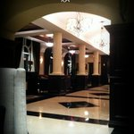 Lobby at the Artesian