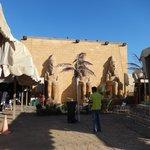 DAHAB Boutique pour touristes ( Papyrus )