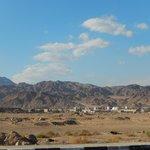 DAHAB Les MONTS du Sinaï sont bien jolis