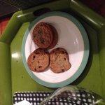 Free cookies at night!