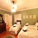 Bedroom - Senator's Chamber