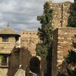 Old Town Malaga
