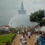 The Maha Stupa