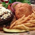 Walk on the Wild Side Elk Burger