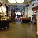 SGM Breakfast Area