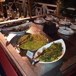 Cena mauriziana molto molto buona!!!!