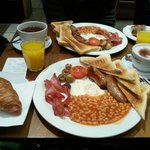 Un bon English breakfast