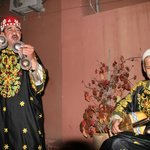 Live Moroccan music