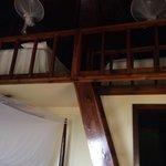 Room 19 has a loft. Sleeps 4.