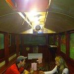 the internal tram