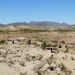 Desert @  Dinosaur Fossil Exhibit