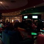 Sports bar shows footy lovely veranda and entertainment on most nights