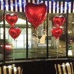 Butlers Valentine window