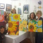Howe Creative! Sunflowers.