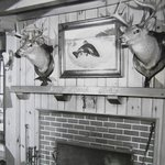 The living room circa 1967