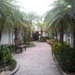 Hotel Santa Paula Foto