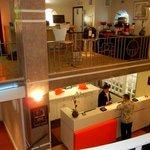 Lobby & Business Center