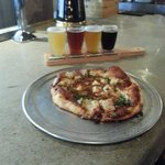 """Sampler brews and a 6"""" pizza"""