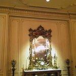 Elegance in lobby detail