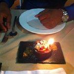 dinner cake