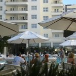 Pool restaurant - Pergolas