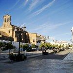Plaza de las Monjas, el espacio incomparable donde se ubica el restaurante