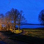 Dusk at Lough Eske
