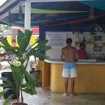 Bar del Hotel de Campo