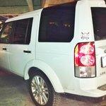 Garage Parking-Hydraulics 'On'