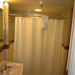 Small bathroom - Room 107