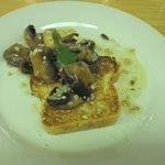 Garlic Mushrooms - very tasty
