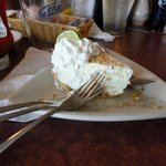 Have to have some Homemade pie...Key Lime here !! Simply the Best...