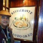 um bacalhau incrível em Lisboa