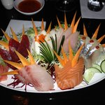 Sashimi Deluxe - Awesome!