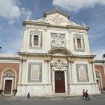 Igreja de Santo Stefano vista da Piazza dei Cavalieri