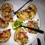 Oysters Irene