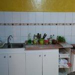 Cocina (parcial)