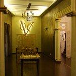 Art Deco Dining Area
