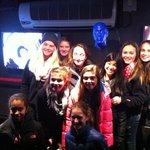 The teenie bop gang! Kenzie & her friends & soccer teammates!
