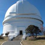 "Dome of the 200"" Hale Telescope"