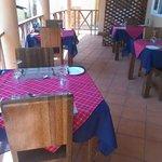the sea view restaurant
