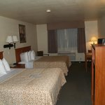 Double room - Best Western Alpine Classic Inn