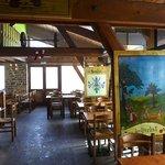 Le restaurant d'altitude