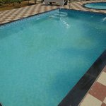 murky pool