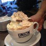 Legendary hot chocolate!