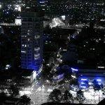 HCMC city view at night