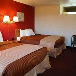 Chambre 2 queen beds