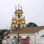 Kerk in La Macarenakwartier