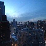 Novotel NY Beautiful Cityscape View
