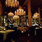Stimmungsvolles Restaurant mit Top-Küche